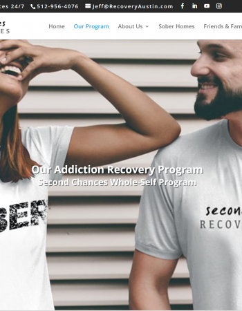 Second Chances Recovery Homes